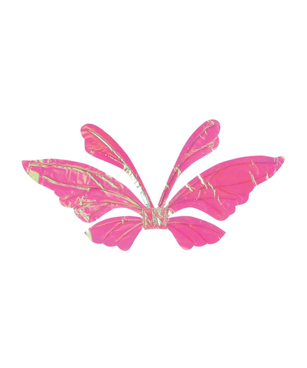 Wings Tail Opal Pink