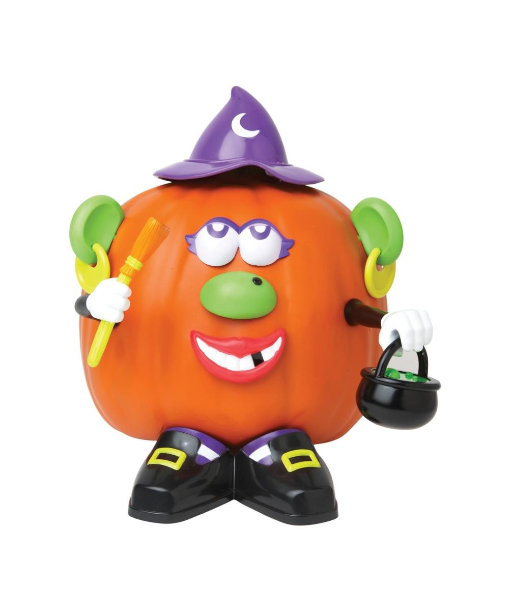 Mr Potato Head Witch Pumpkin Decorating Kit