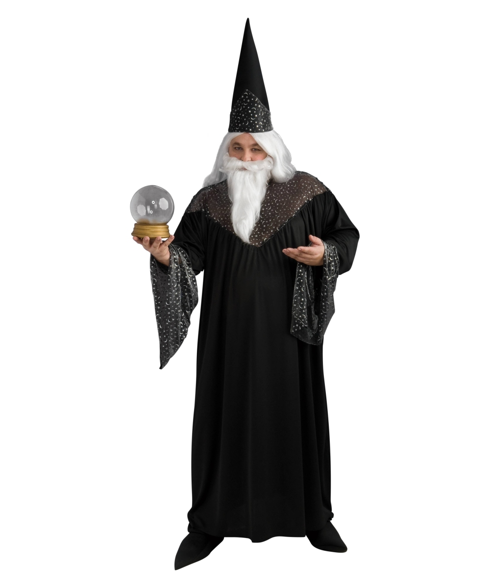 Wizard Plus Costume Men Costumes