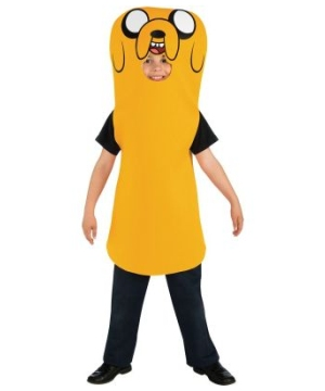 Adventure Time Jake Kids Costume