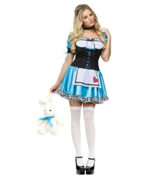 Alice Sexy Women Costume