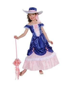 Blossom Southern Belle Girls Costume  sc 1 st  Wonder Costumes : belle costumes for toddlers  - Germanpascual.Com