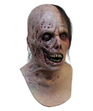 Burnt Horror Latex Adult Mask