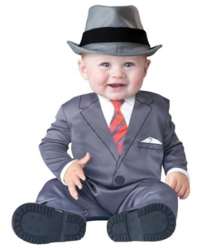 Business Baby Costume