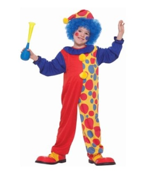 Clown Boy Costume