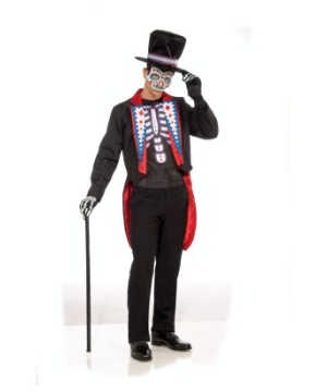 Day Dead Mens Costume