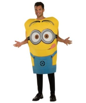 Despicable Me 2 Dave Minion Adult Costume