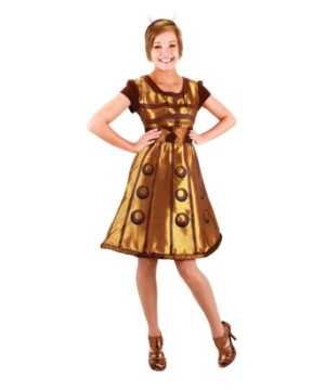 Doctor Who Dalek Adult Costume