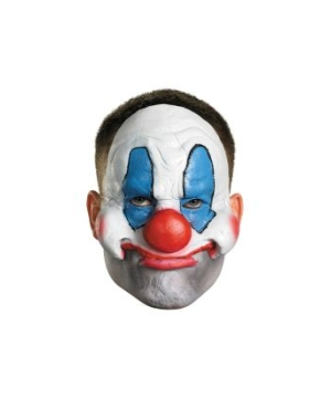 Evil Clown Adult Chinless Mask