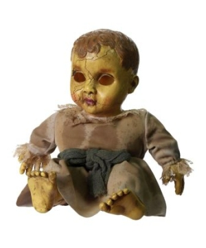Haunted Doll Halloween Decoration
