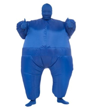 Inflatable Costume Blue