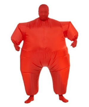 Inflatable Costume Red