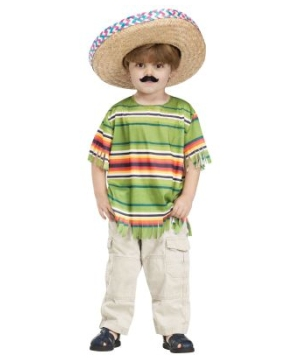 Kids Amigo Costume