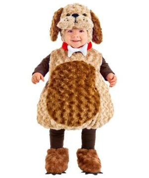 Puppy Toddler Costume