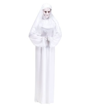 Scary Mary Ghost Womens Costume