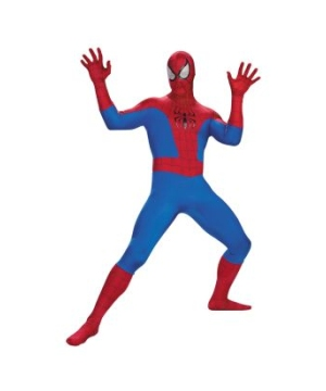 Mens Spider Man Elite plus Costume