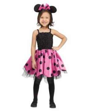 Missy Mouse Girls Costume