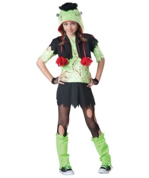 Monster Girl Teen Costume