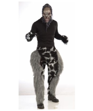 Monster Pants Men Costume