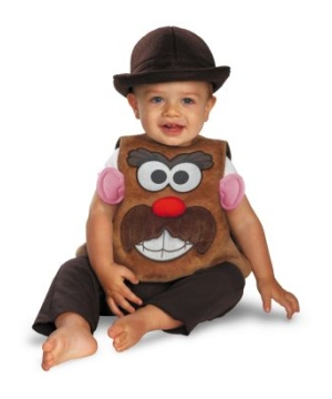 Mr Potato Head Baby Costume