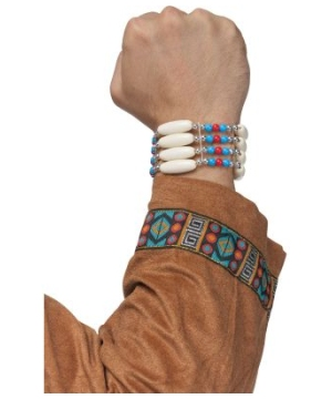 Native American Indian Warrior Bracelet