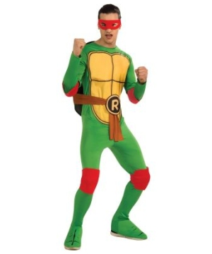 Ninja Turtles Raphael Adult Costume