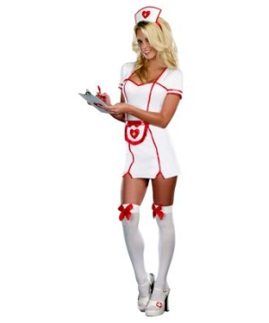 Nurse Naughty Women Costume
