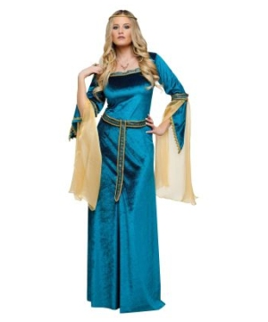 Renaissance Princess Women Costume