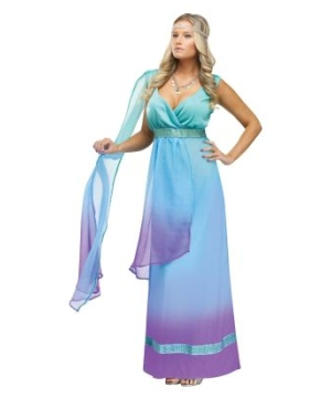 Sea Queen Womens Costume