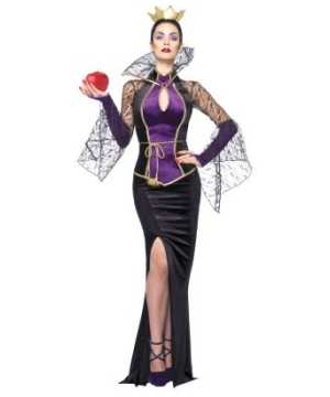 Snow White Evil Queen Womens Costume deluxe