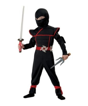 Stealth Ninja Toddler Costume