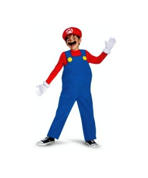 Super Mario Boys Costume