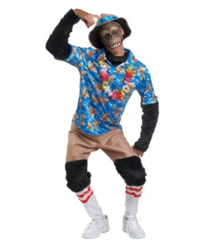 Tourist Chimp Costume
