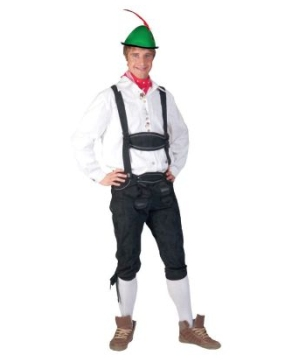 Tyrolean Shirt Costume