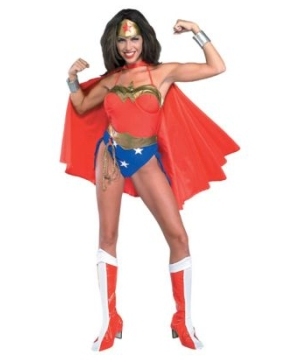 Wonder Woman Womens Costume