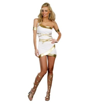 Worship Me Womens Costume