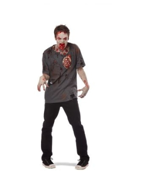 Zombie Rib Pack Halloween Decoration