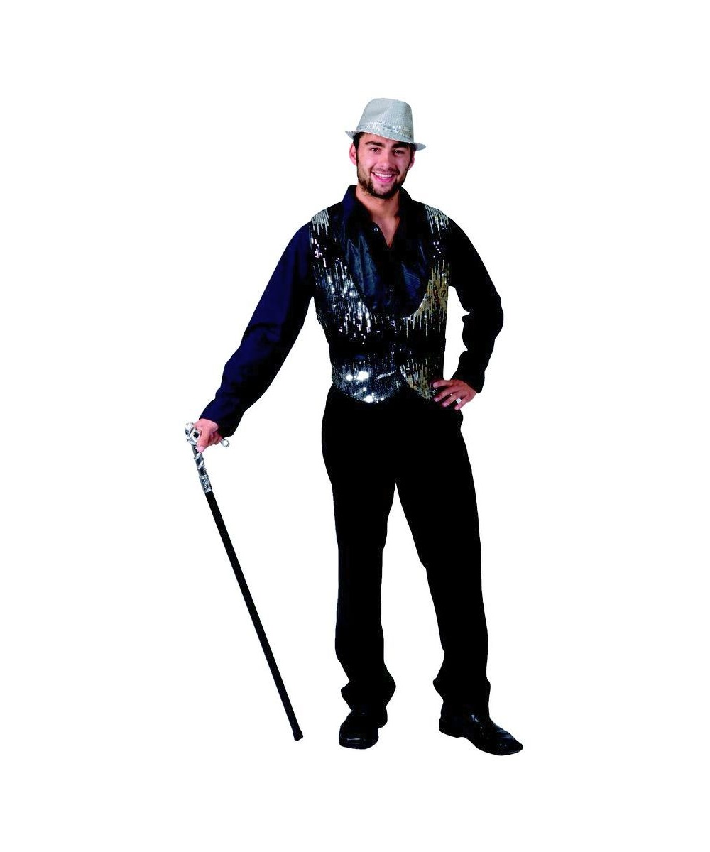Adult All That Jazz Vest Costume