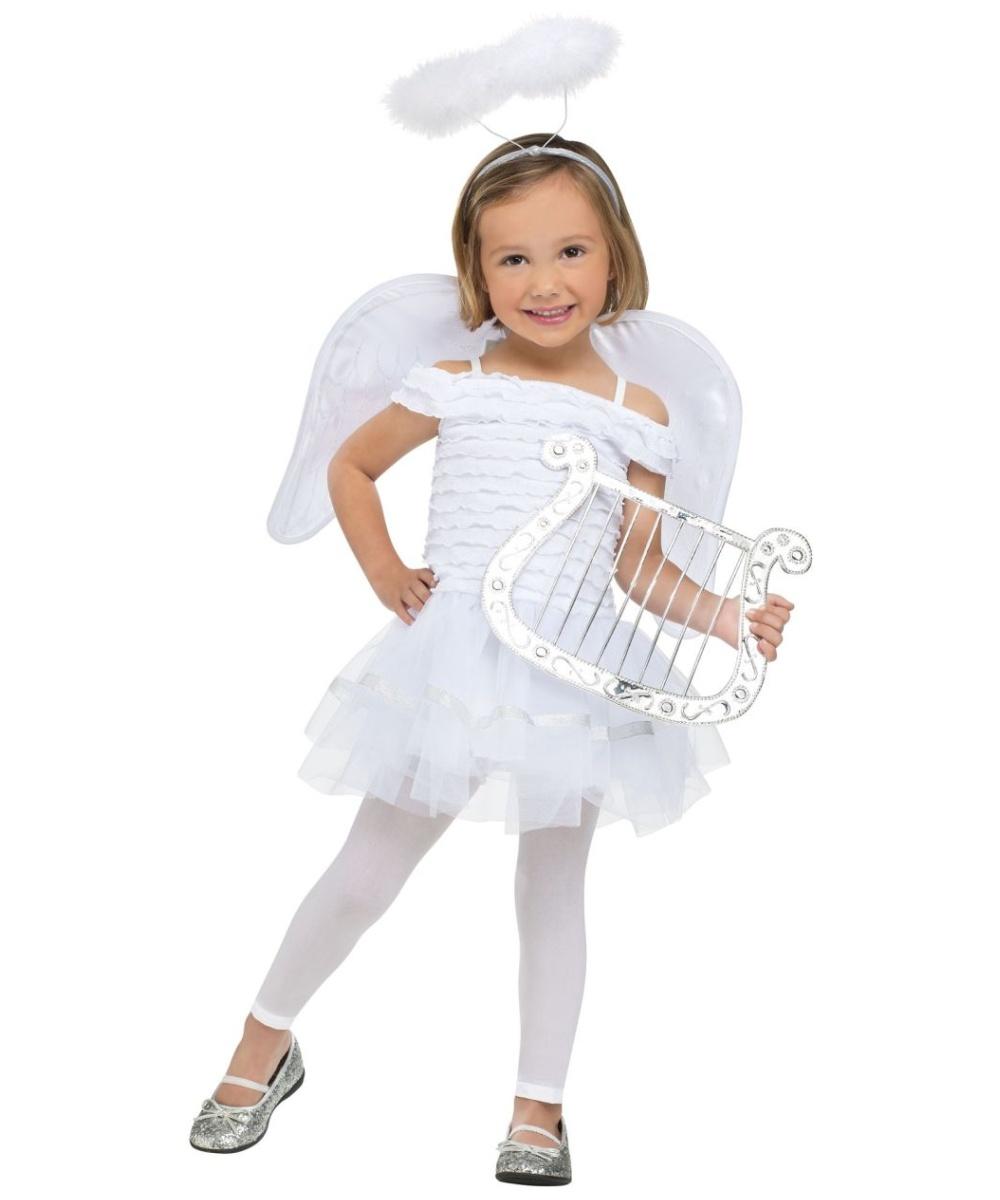 Little Angel Toys : Little angel kids halloween costume girls costumes