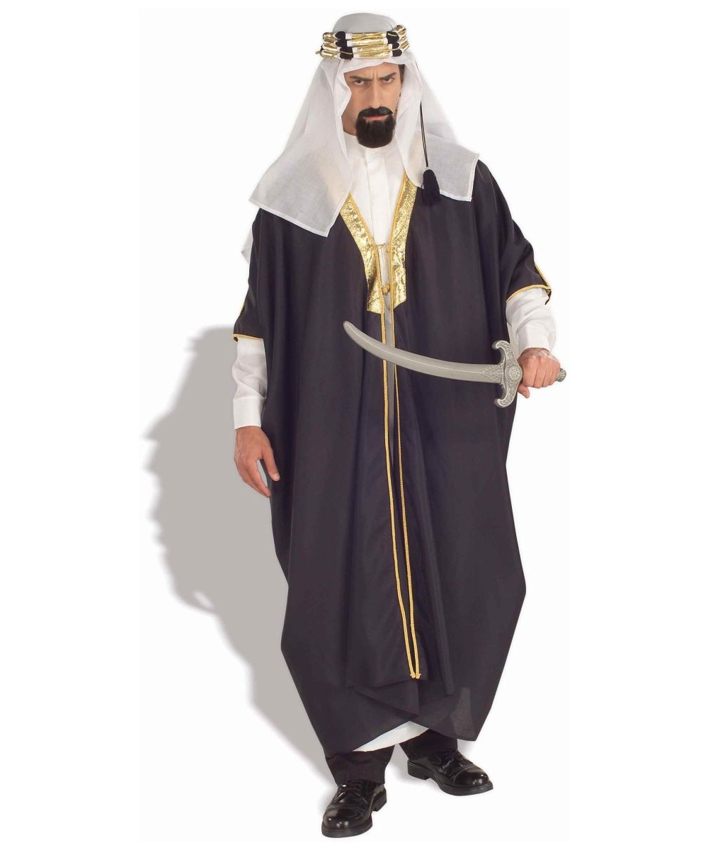 Arab Sheik Men Costume