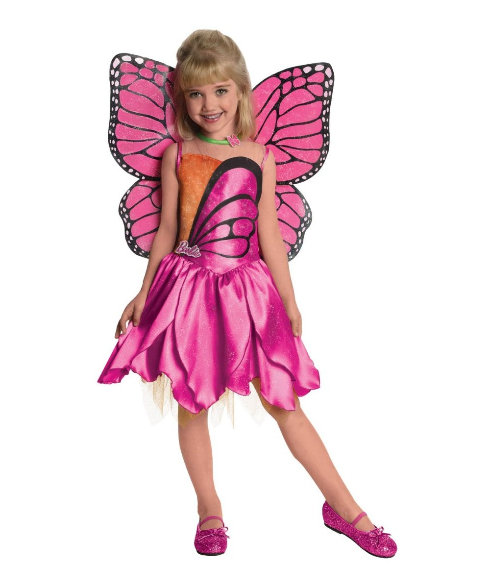 Barbie Mariposa Toddler/girls Costume deluxe  sc 1 st  Wonder Costumes & Barbie Costumes - Beautiful Barbie Princess Costume