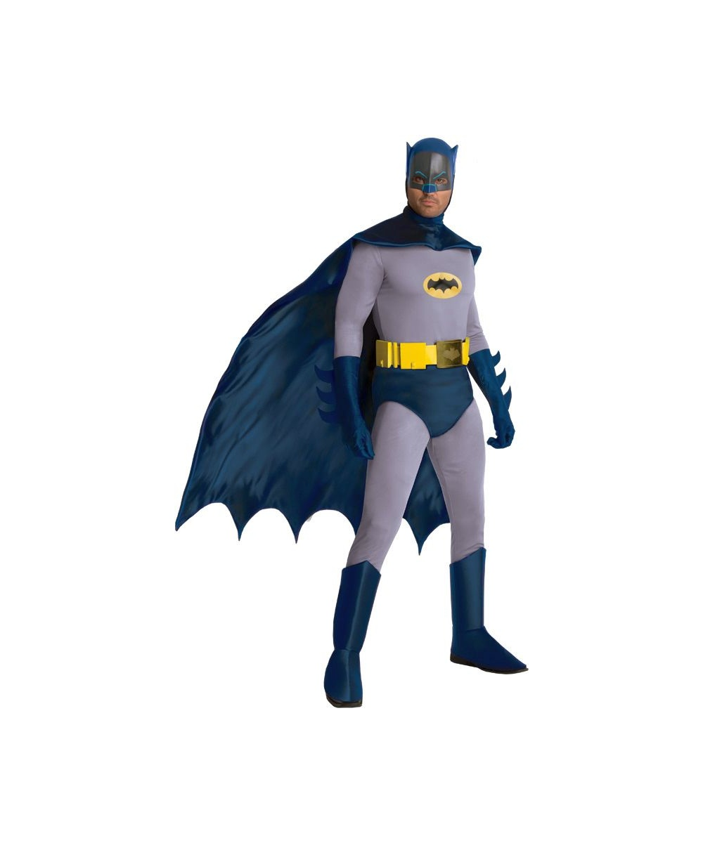 sc 1 st  Wonder Costumes & Adult Batman Costume Theatrical - Men Costume