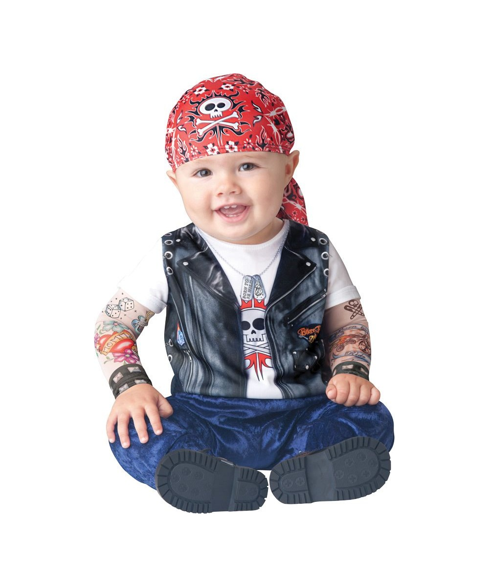 Born To Be Wild Baby Halloween Costume - Boys Costumes