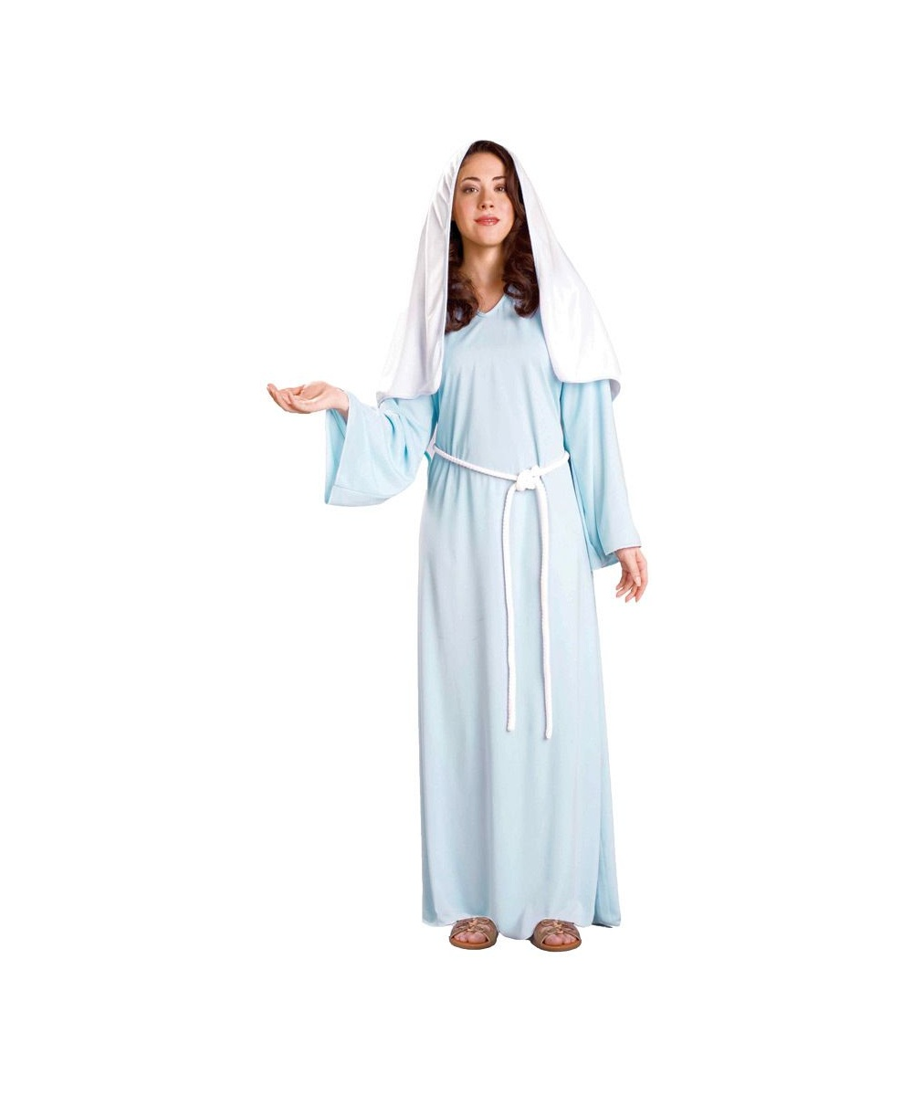 sc 1 st  Wonder Costumes & Adult Mary Halloween Costume - Christmas Biblical Costumes for Women