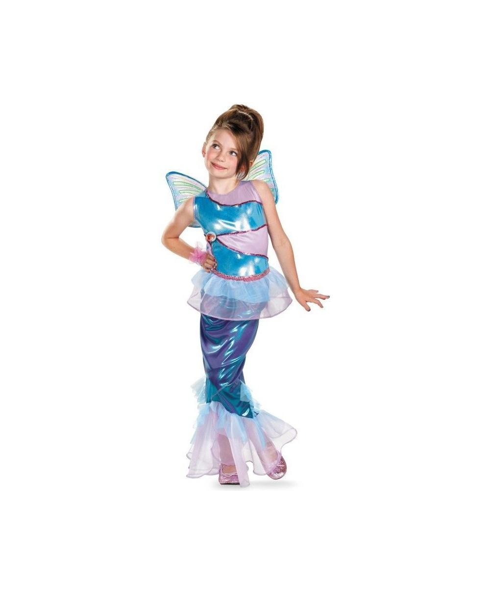 mermaid winx club bloom kids costume girl mermaid costumes - Mermaid Pictures For Kids