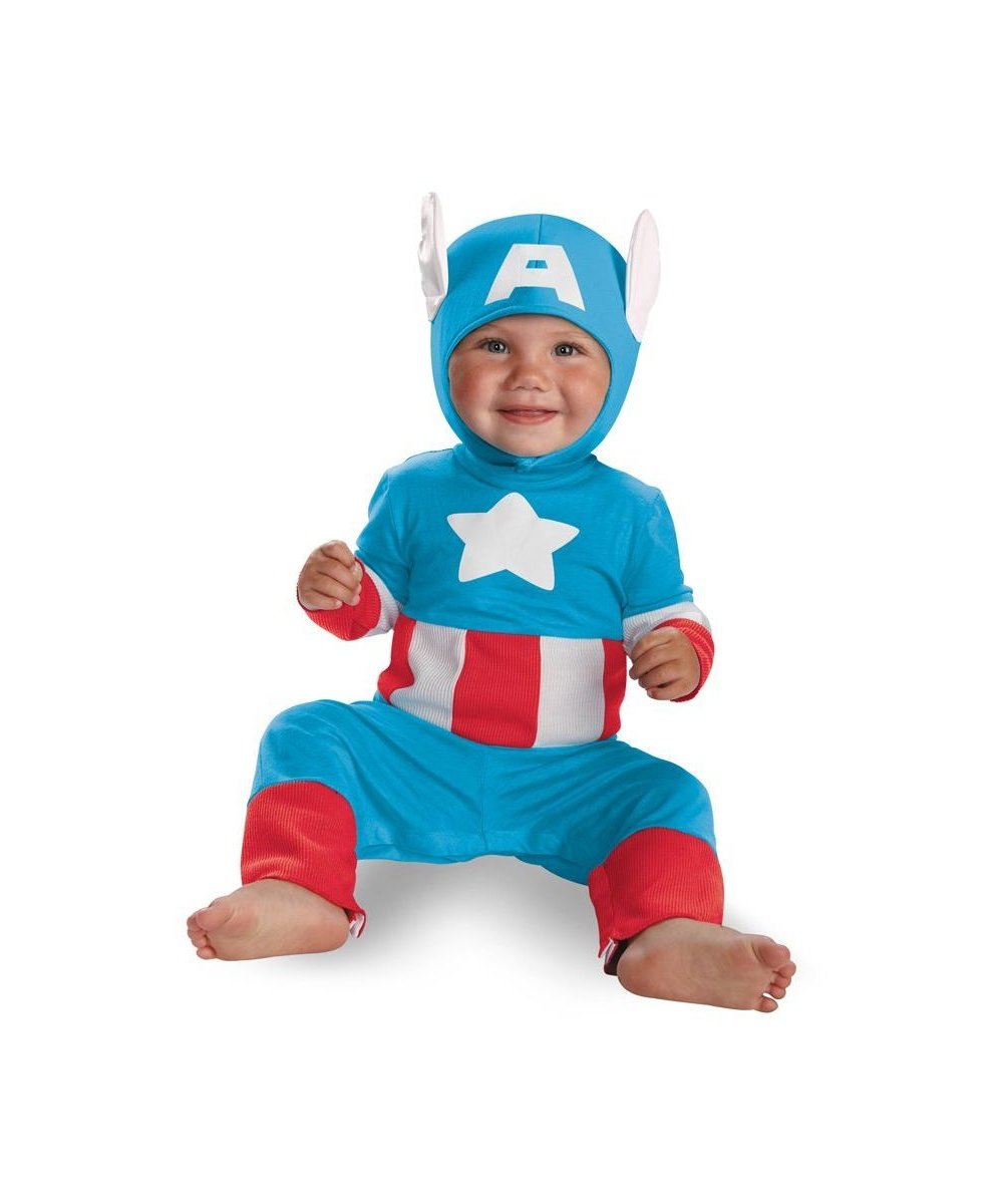 Captain America Kutie Baby Movie Costume Boys Costumes Online features require an account and are subject to terms of. captain america kutie baby movie costume boys costumes