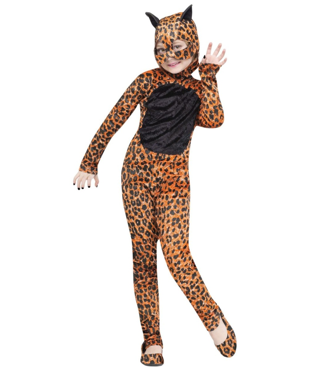 Costume Cat Gloves Kids