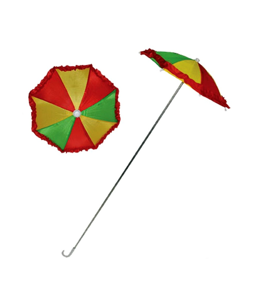 Colorful Clown Umbrella