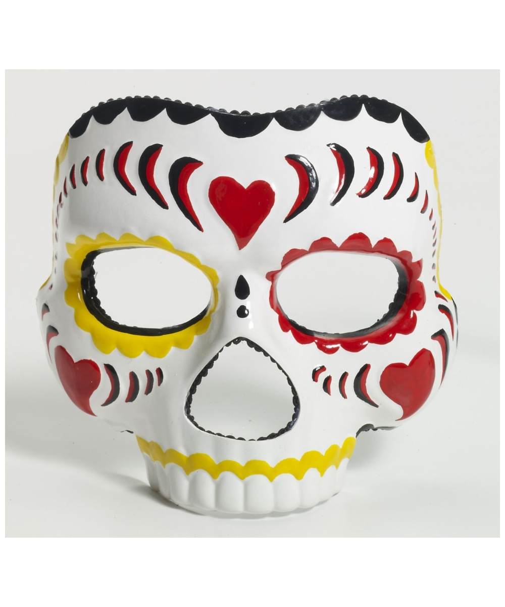 Adult Day Of The Dead Mask Women Halloween Costumes