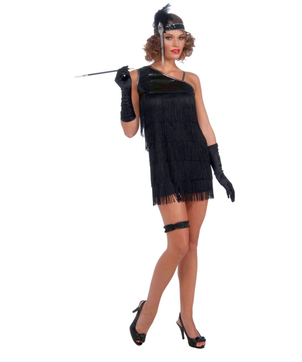 Dazzle Flapper Womens Costume